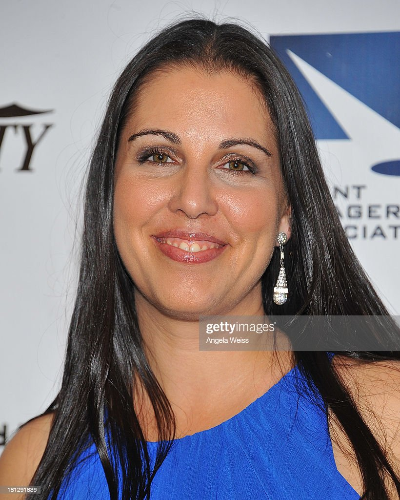 Talent manager Annet McCroskey attends the 12th Annual Heller Awards at The Beverly Hilton Hotel on September 19, 2013 in Beverly Hills, California.