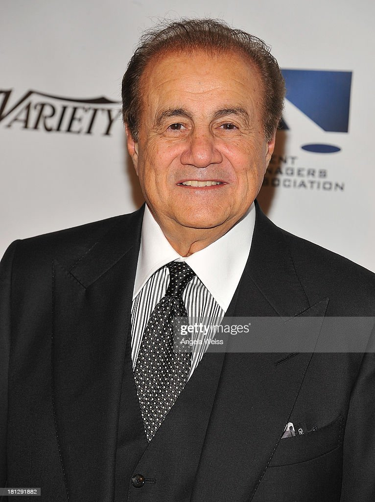 Talent manager Larry Thompson attends the 12th Annual Heller Awards at The Beverly Hilton Hotel on September 19, 2013 in Beverly Hills, California.