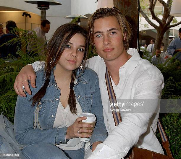 Tali Talmon and Erik von Detten during The World Premiere of MGM's 'Agent Cody Banks' Arrivals / Party at Mann's Village Theatre in Westwood...