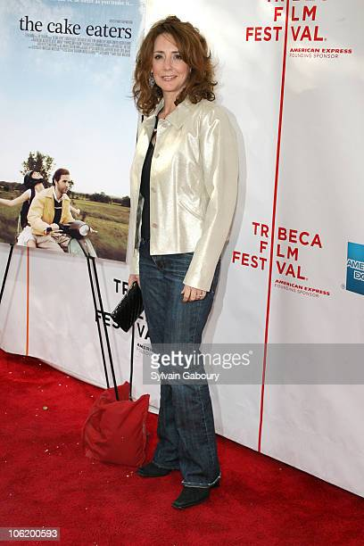 Talia Balsam during 6th Annual Tribeca Film Festival Premiere of 'The Cake Eaters' Red Carpet at Clearview Chelsea West Cinemas at 333 West 23rd...
