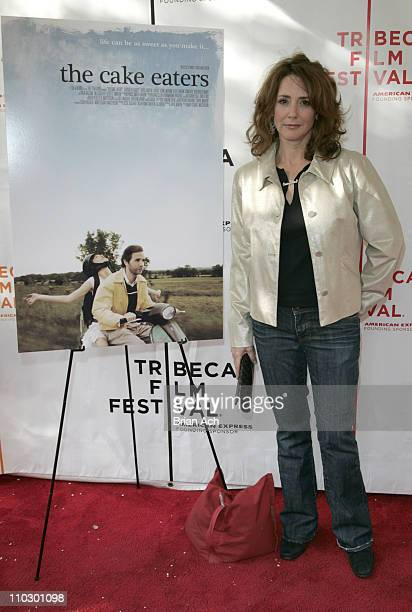 Talia Balsam during 6th Annual Tribeca Film Festival 'The Cake Eaters' Red Carpet Arrivals at Clearview Chelsea West Cinemas in New York City New...