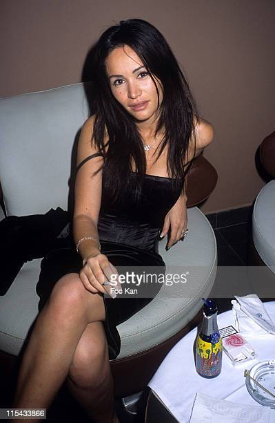 Talia during Claude Makelele's Royce Restaurant Opening Party February 26 2006 at Restaurant Royce in Paris France
