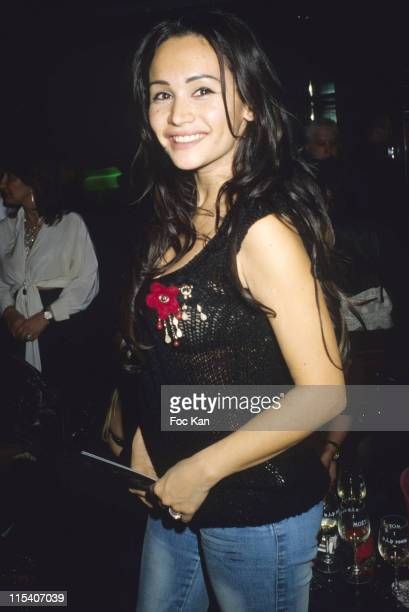 Talia during Edouard Nahum Jewels Party December 15 2005 at VIP Room in Paris France