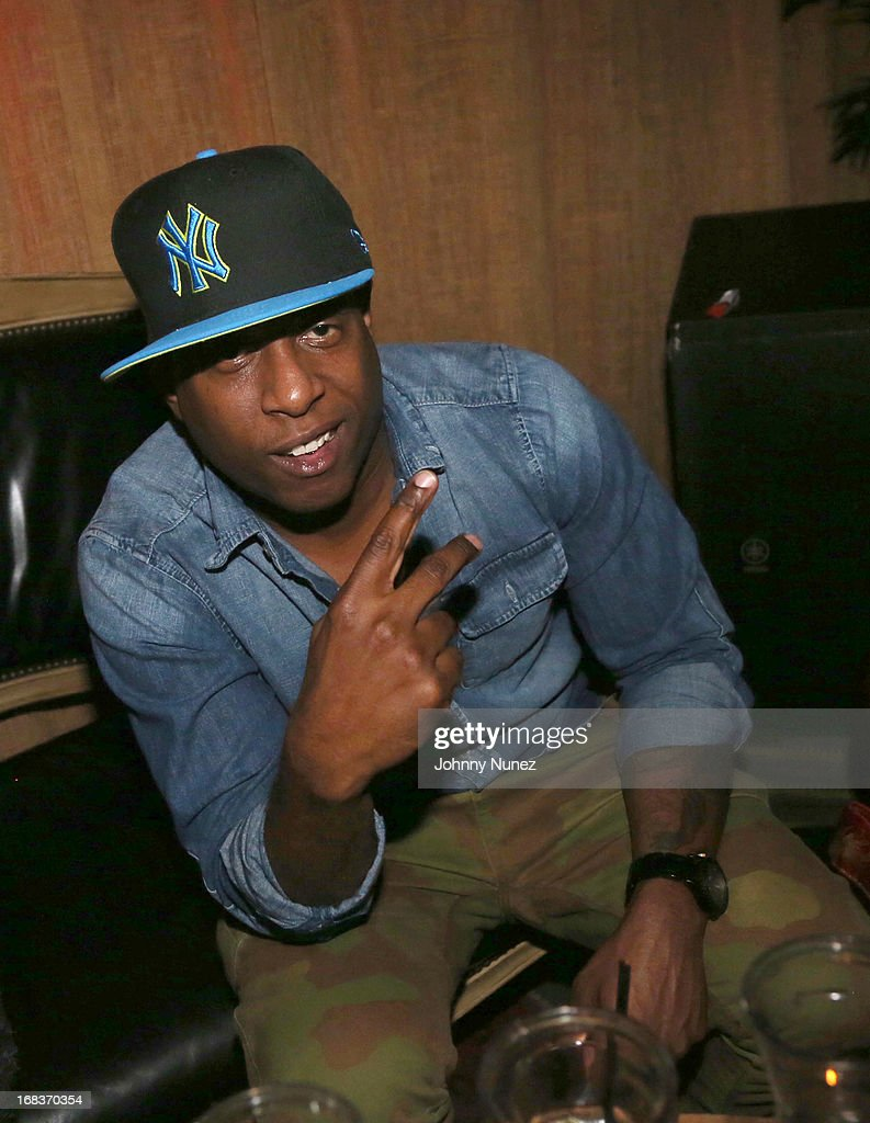 <a gi-track='captionPersonalityLinkClicked' href=/galleries/search?phrase=Talib+Kweli&family=editorial&specificpeople=540348 ng-click='$event.stopPropagation()'>Talib Kweli</a> attends the <a gi-track='captionPersonalityLinkClicked' href=/galleries/search?phrase=Talib+Kweli&family=editorial&specificpeople=540348 ng-click='$event.stopPropagation()'>Talib Kweli</a> Album Release Party at Mister H on May 8, 2013 in New York City.