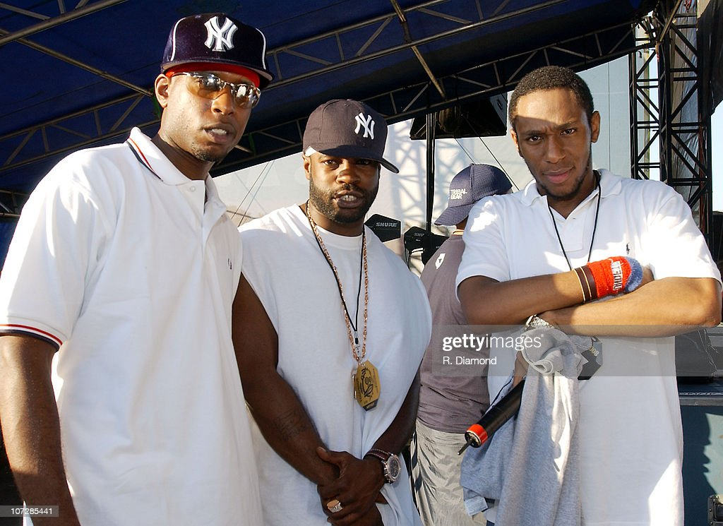Talib Kweli, Black Thought of The Roots and Mos Def