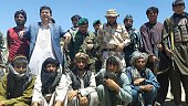 Taliban militants surrender to Afghan authorities in western Badghis province of Afghanistan on July 11 2015 One hundred fifty Taliban militants have...