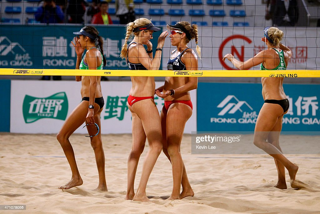 FIVB Fuzhou Open - Day 1