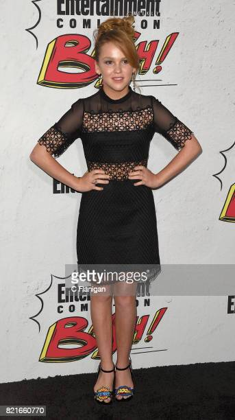 Talitha Bateman attends Entertainment Weekly's annual ComicCon party in celebration of ComicCon 2017 at Float at Hard Rock Hotel San Diego on July 22...