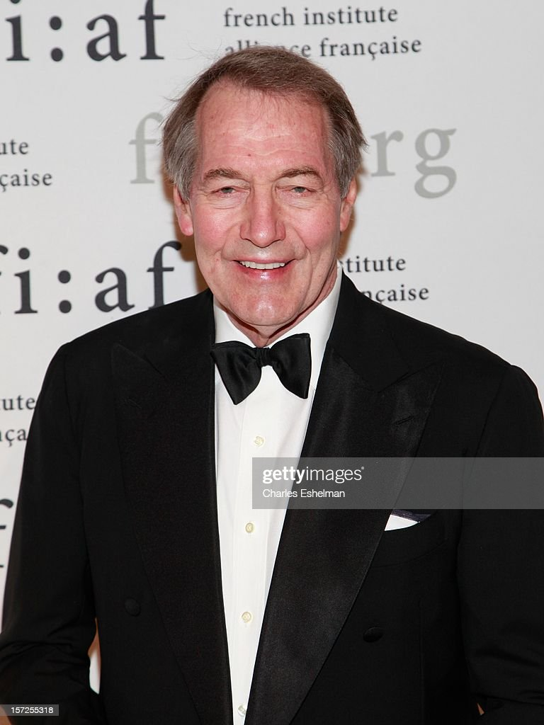 TV talk show host <a gi-track='captionPersonalityLinkClicked' href=/galleries/search?phrase=Charlie+Rose&family=editorial&specificpeople=535420 ng-click='$event.stopPropagation()'>Charlie Rose</a> attends the 2012 Trophee Des Arts gala at The Plaza Hotel on November 30, 2012 in New York City.