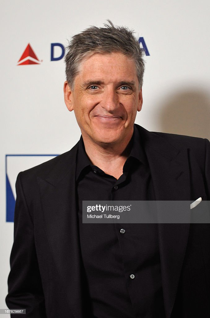 Talk show host <a gi-track='captionPersonalityLinkClicked' href=/galleries/search?phrase=Craig+Ferguson+-+Talk+Show+Host&family=editorial&specificpeople=204509 ng-click='$event.stopPropagation()'>Craig Ferguson</a> attends the 'Cool Comedy - Hot Cuisine Event To Benefit The Scleroderma Research Foundation' event at Regent Beverly Wilshire Hotel on April 30, 2013 in Beverly Hills, California.