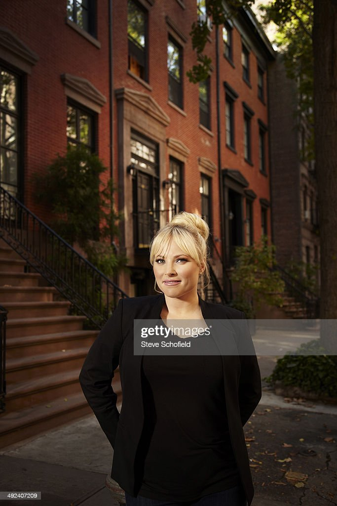 Talk show host <a gi-track='captionPersonalityLinkClicked' href=/galleries/search?phrase=Meghan+McCain&family=editorial&specificpeople=1045063 ng-click='$event.stopPropagation()'>Meghan McCain</a> is photographed for the Financial Times on October 22, 2013 in New York City.