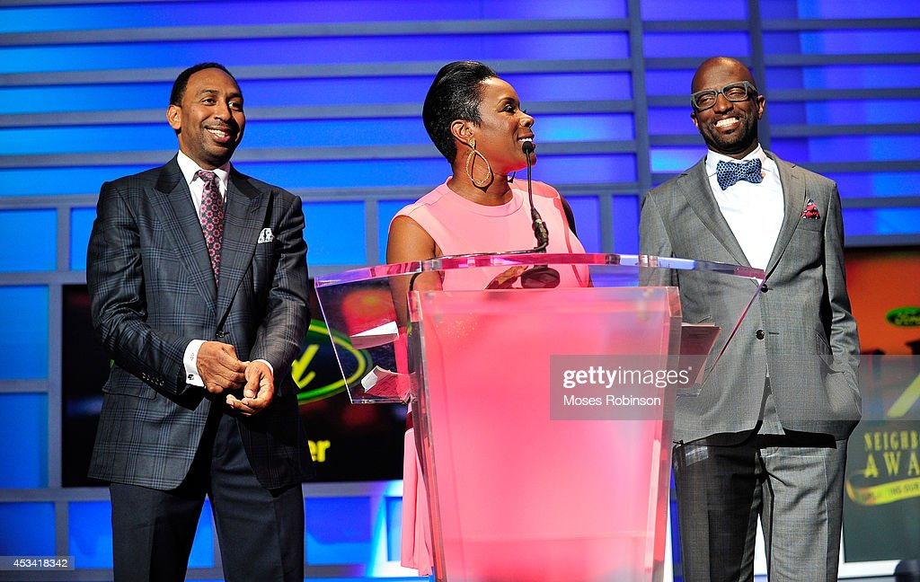 Ford Neighborhood Awards Hosted By Steve Harvey | Getty Images