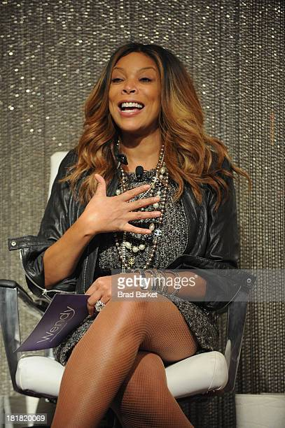 Talk show host Wendy Williams and the stars of NickMom Tia MowryHardrict and Sheryl Lee Ralph Sherri Shepherd Stefanie WilderTaylor and Andrea Rosen...