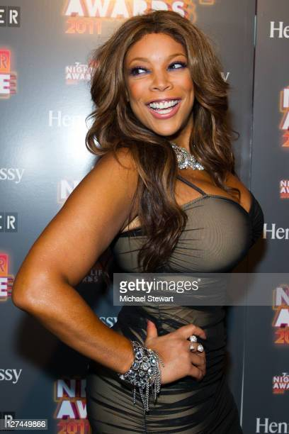 Talk show host Wendy Williams attends the Paper Magazine 2011 Nightlife awards at Hiro Ballroom at The Maritime Hotel on September 27 2011 in New...