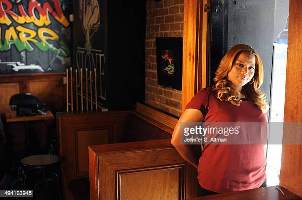 Talk show host/actress/rapper Queen Latifah is photographed for USA Today on September 4 2013 in New York City
