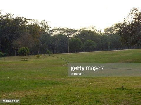 Talkatora Garten, Neu Delhi : Stock-Foto