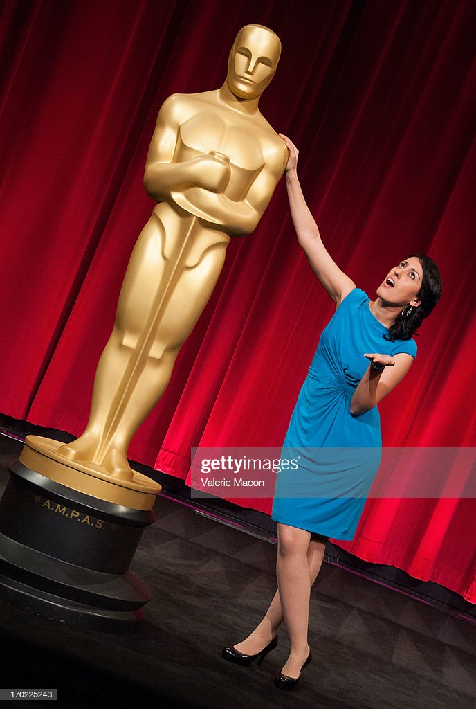Talkhon Hamzavi attends The Academy Of Motion Picture Arts And Sciences' 40th Annual Student Academy Awards Ceremony at AMPAS Samuel Goldwyn Theater on June 8, 2013 in Beverly Hills, California.