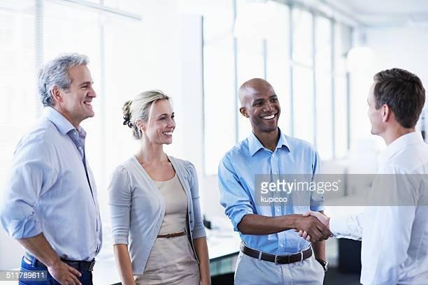 Parle-vous avec l'équipe
