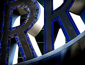R  R Tall letters