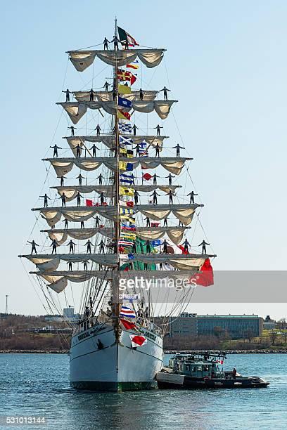 帆船 クアウテモック