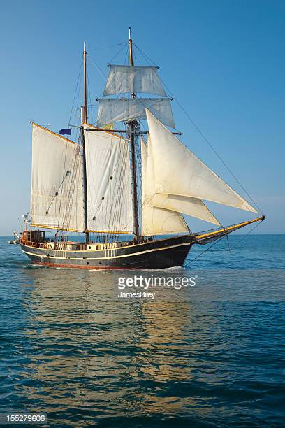 大型帆船セーリング