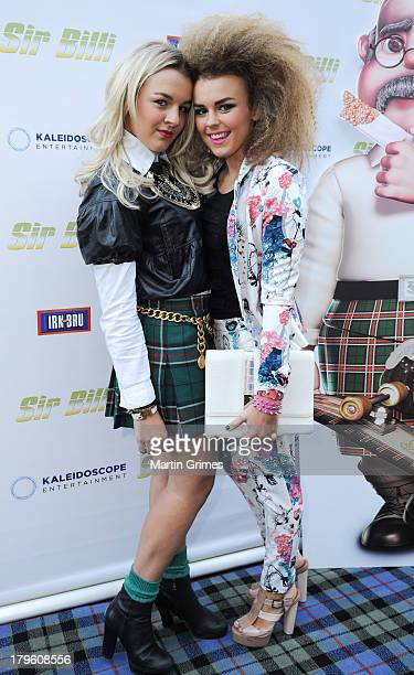 Tallia Storm attends the 'Sir Billi' press screening at The Grosvenor Cinema on September 5 2013 in Glasgow Scotland