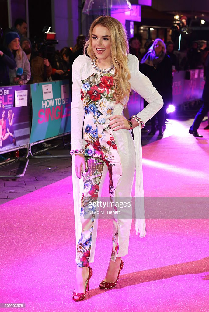 <a gi-track='captionPersonalityLinkClicked' href=/galleries/search?phrase=Tallia+Storm&family=editorial&specificpeople=7869096 ng-click='$event.stopPropagation()'>Tallia Storm</a> attends the UK Premiere of 'How To Be Single' at Vue West End on February 9, 2016 in London, England.