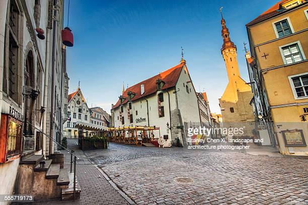 Tallinn street view