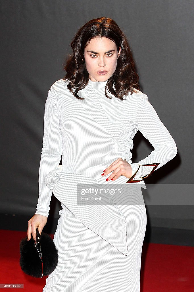 <a gi-track='captionPersonalityLinkClicked' href=/galleries/search?phrase=Tallulah+Harlech&family=editorial&specificpeople=5521162 ng-click='$event.stopPropagation()'>Tallulah Harlech</a> attends the British Fashion Awards 2013 at London Coliseum on December 2, 2013 in London, England.