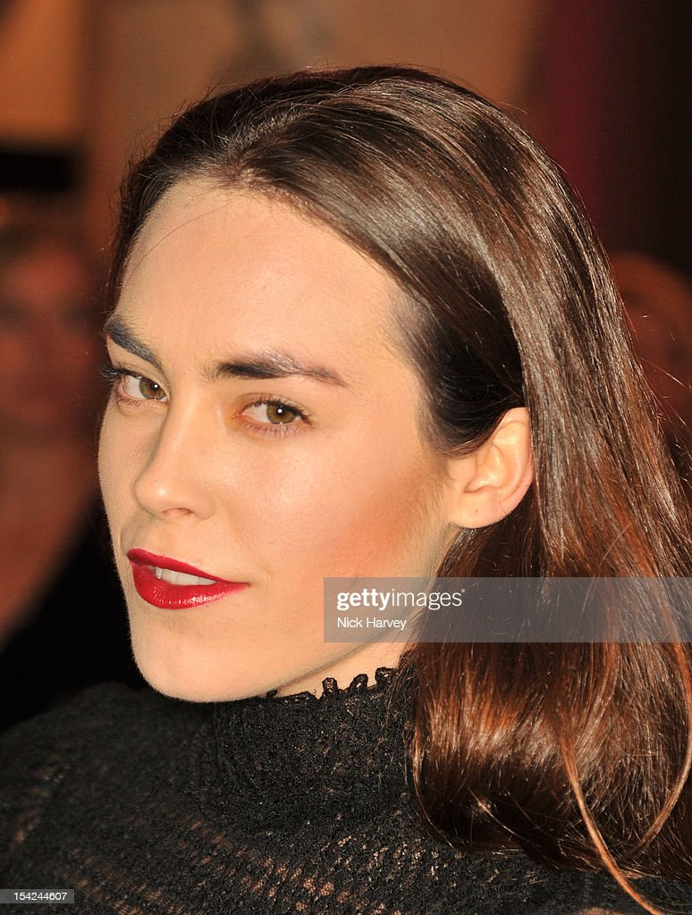 Tallulah harlech attends the Hollywood Costume gala dinner at the Victoria & Albert Museum on October 16, 2012 in London, England.