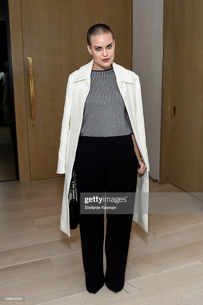 Tallulah Willis attend NET-A-PORTER Celebrates Rosetta Getty on November 20, 2014 in Los Angeles, California.