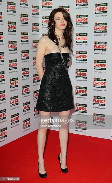 Talulah Riley arrives at the Jameson Empire Awards at The Grosvenor House Hotel on March 27 2011 in London England