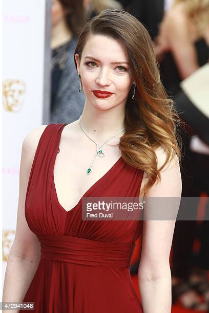 Talulah Riley attends the House of Fraser Bristish Academy Television Awards at Theatre Royal on May 10 2015 in London England