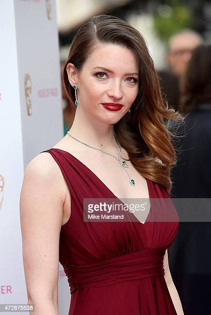 Talulah Riley attends the House of Fraser British Academy Television Awards at Theatre Royal on May 10 2015 in London England
