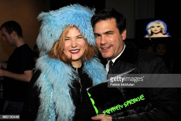 Tama Janowitz and Jeffrey Slonim attend ROGER PADILHA MAURICIO PADILHA Celebrate Their Rizzoli Publication THE STEPHEN SPROUSE BOOK Hosted by DEBBIE...