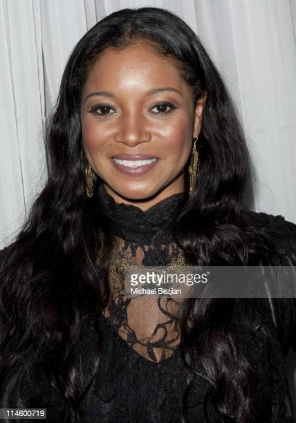 Tamala Jones at Diana Lopez Birthday Celebration on May 22 2010 in Los Angeles California