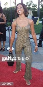 Tamala Jones at the premiere screening of 'The Original Kings of Comedy' at the Paramount Theater Paramount studios in Hollywood Ca on 8/10/00 Photo...
