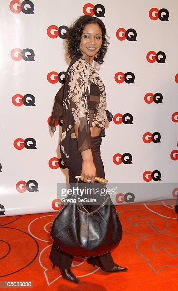 Tamala Jones during GQ Honors Tinseltown with the Unveiling of the GQ Annual Hollywood Issue at GQ Lounge at White Lotus in Hollywood California...