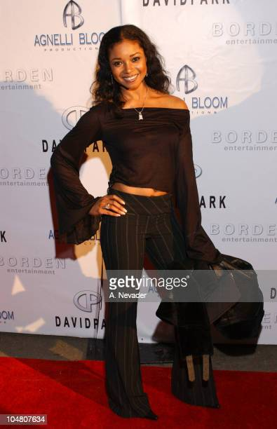 Tamala Jones during 'Style by the Shore' Fashion Show to Benefit 'Save the Bay' Malibu Arrivals at 21942 Pacific Coast Highway in Malibu California...