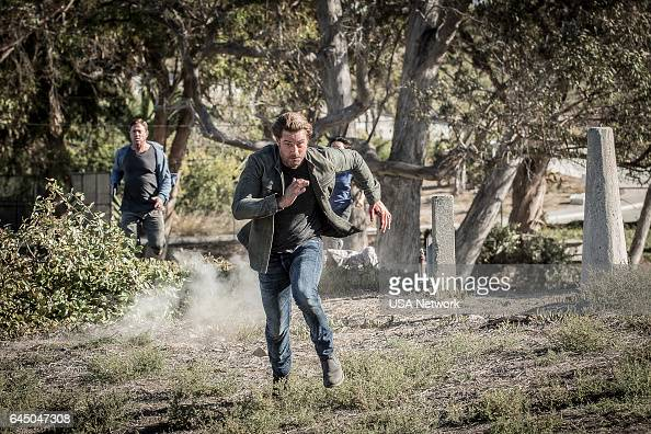 COLONY 'Tamam Shud' Episode 209 Pictured Josh Holloway as Will Bowman
