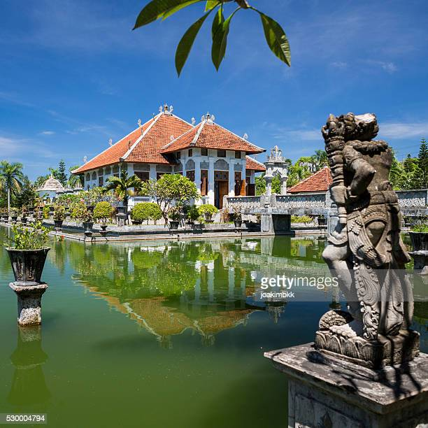 Taman Ujung water palace in Karagansem province of Bali