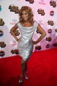 Tamar Braxton attends the Soul Train Awards 2012 at Planet Hollywood Casino Resort on November 8 2012 in Las Vegas Nevada