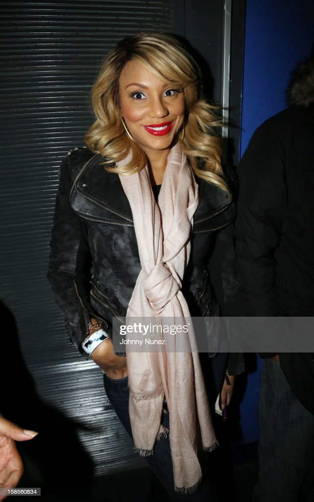 Tamar Braxton attends 'T.I. In Concert' at Best Buy Theater on December 18, 2012 in New York, United States.