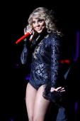 Tamar Braxton performs at Fillmore Miami Beach on November 3 2013 in Miami Beach Florida