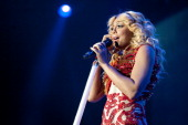 Tamar Braxton performs during the 2014 Essence Music Festival on July 6 2014 in New Orleans Louisiana