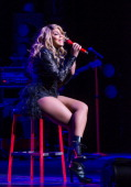 Tamar Braxton performs in concert at Beacon Theatre on October 28 2013 in New York City