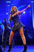 Tamar Braxton performs on stage on Day 28 of the iTunes Festival 2013 at The Roundhouse on September 28 2013 in London England