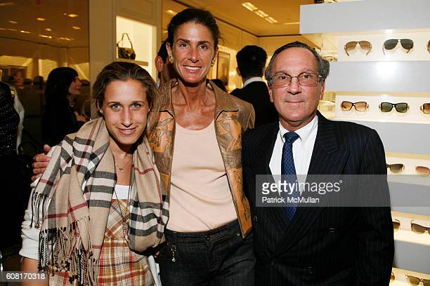 Tamara Ara Summers Farkas and Peter Farkas attend DIOR and VANITY FAIR Host Preview of Works From FREE ARTS NYC 8th Annual Art Auction Benefit at...
