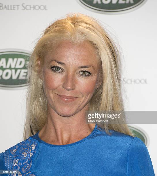 Tamara Beckwith Arriving At The Royal Ballet School In London For The Launch Of The New Range Rover