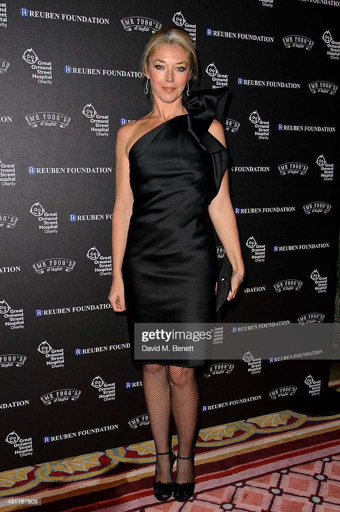 The Reuben Foundation Dinner - Arrivals